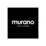 MURANO CAFE & GALLERY Logo