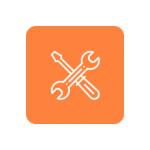 Materiale de Construcții Gălbenuș Logo