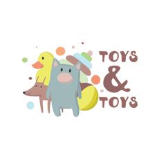 TOYS & TOYS Logo