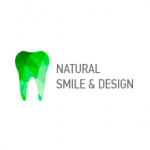 NATURAL SMILE & DESIGN Logo