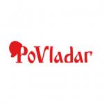 POVLADAR Logo