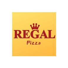 PIZZA REGAL Logo