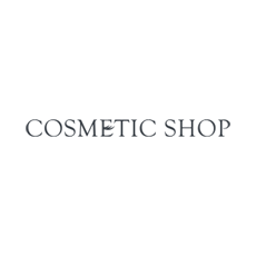 COSMETIC SHOP Logo