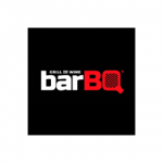BAR BQ GRILL AND WINE Logo