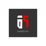 BARBER.MD Logo