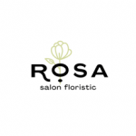 ROSA SALON FLORISTIC Logo