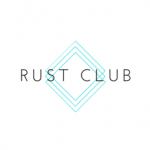 RUST CLUB Logo