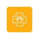 CLINICA VETERINARA Logo