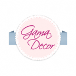 GAMA DECOR Logo