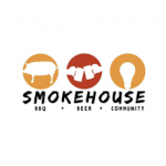 SMOKE HOUSE Logo